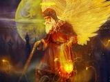 Архангел Разиэль - хранитель мудрости и знаний.