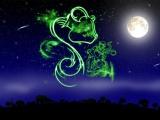 Луна в знаке зодиака Водолей.