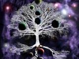 Иггдрасиль - древо жизни и смерти. Граница других миров.
