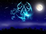 Луна в знаке зодиака Рак.