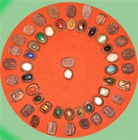 Таблица соответствий камней и минералов рунам