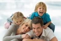 Семья, дети и цельный, гармоничный человек