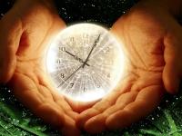 Формирование реальности, времени, восприятия. Базовая модель