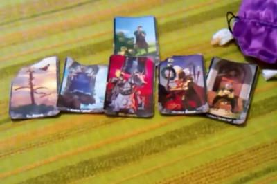 Как хранить колоду карт Таро